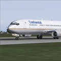 image of continental airlines
